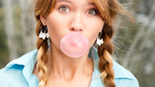 Health News: Spit It Out! Study Links Chewing Gum To Chronic Headaches In Young People