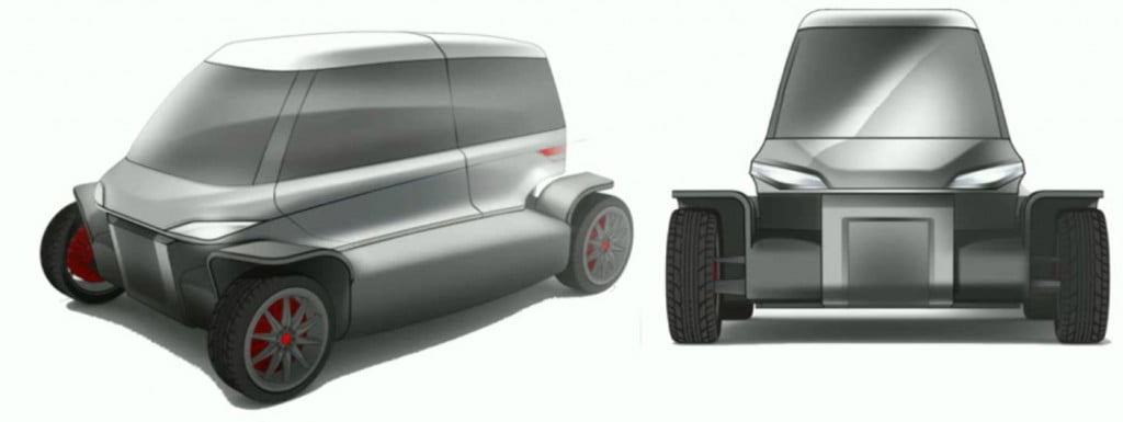 Environment News: Real-World Transformer Can Shrink To Squeeze Into That Impossible Parking Space