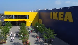 ikea 300x173 How Going Solar Can Earn You Some Extra Income