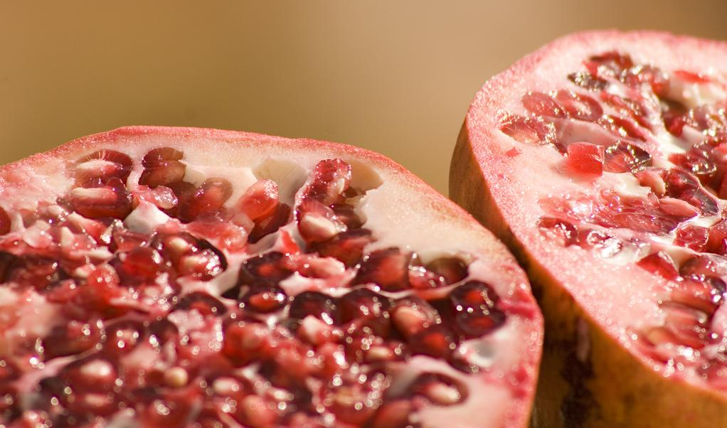 pomegranate cholesterol
