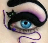 Tal Peleg eye art