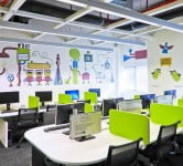 Design News: Check Out eBay Labs Israel's Crazy-Cool Decorated Walls!