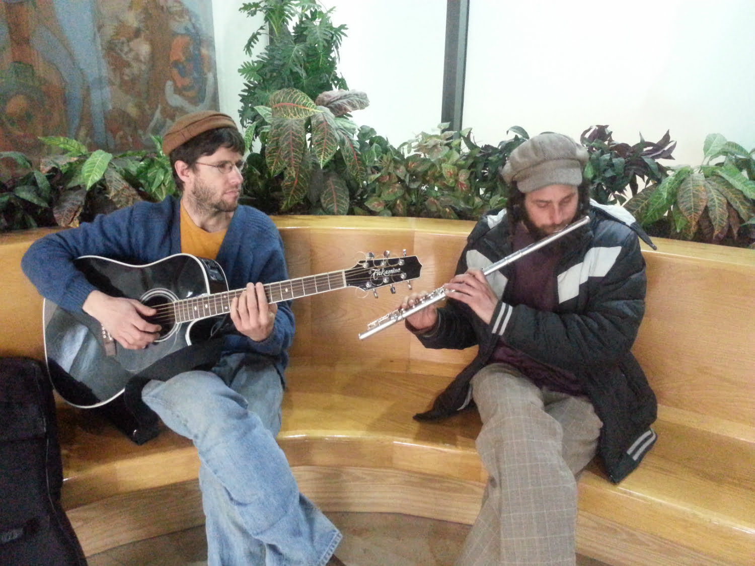 Health News: Musicians Use Their Craft To Ease The Pain Of Medical Patients
