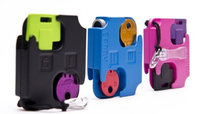 Design News: Key-Change: Meet The Kickstarter Project That Will Guard Your Keys