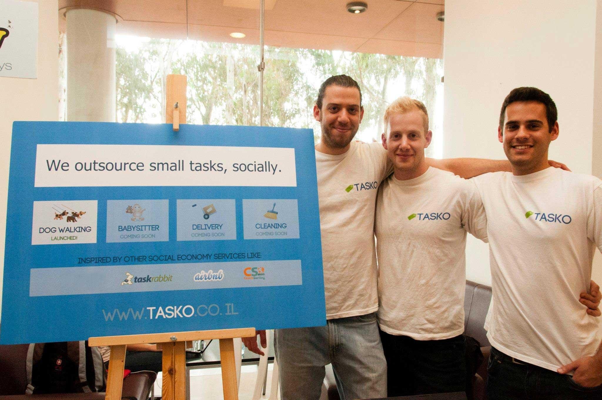 The Tasko team