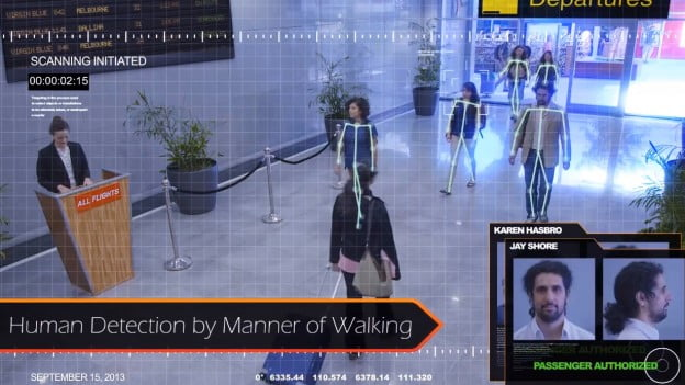 Technology News: Gesture Recognition Is Not Just For Games: Israeli Tech Tracks A Skeleton For Biometric Authentication