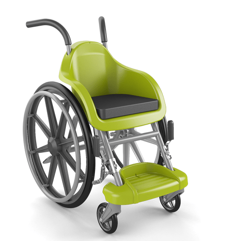 Israeli NGO Designs Worlds First Kid Friendly Wheelchair