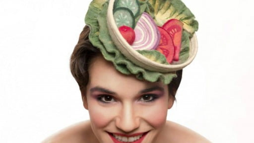 Design News: These Hats Look Good Enough To Eat – Literally