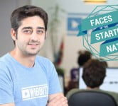 Faces of the startup nation with zohar dayan of wibbitz