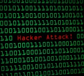 computer hacking attack