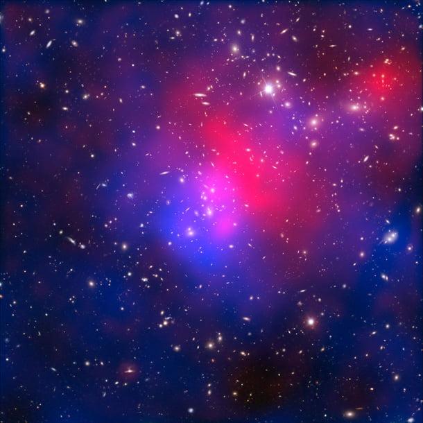 The Pandora Supercluster via Phil Plait/Flickr