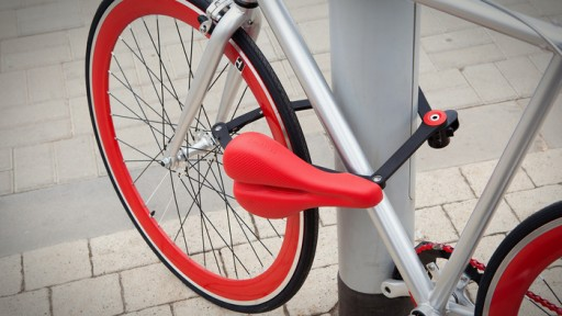seatylock bicycle lock