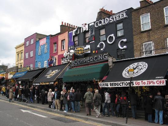 Teddy Sagi's London Take Over: Israeli Billionaire Buys Up More Of Camden Market