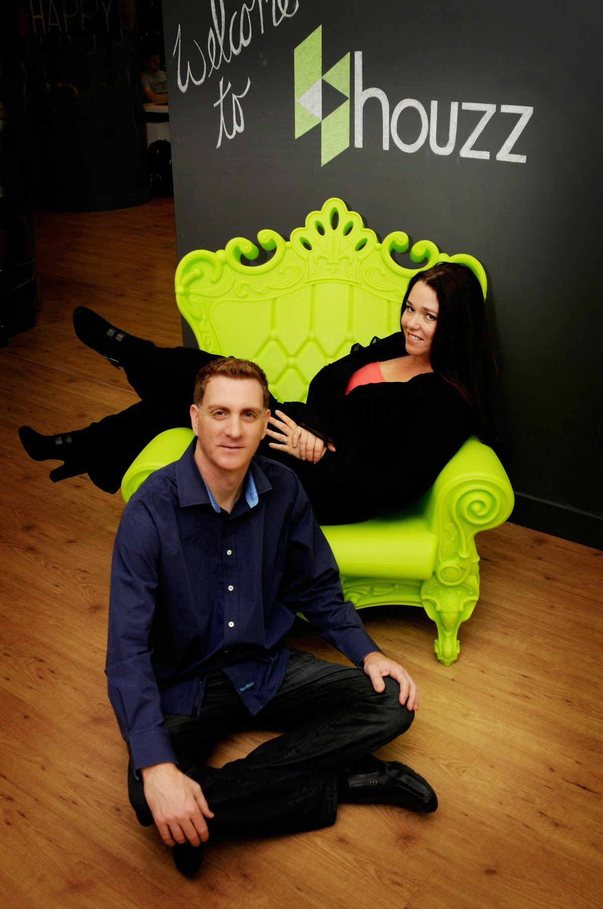 The Amazing Rise of Home Design Website Houzz, Now Valued At $2 Billion