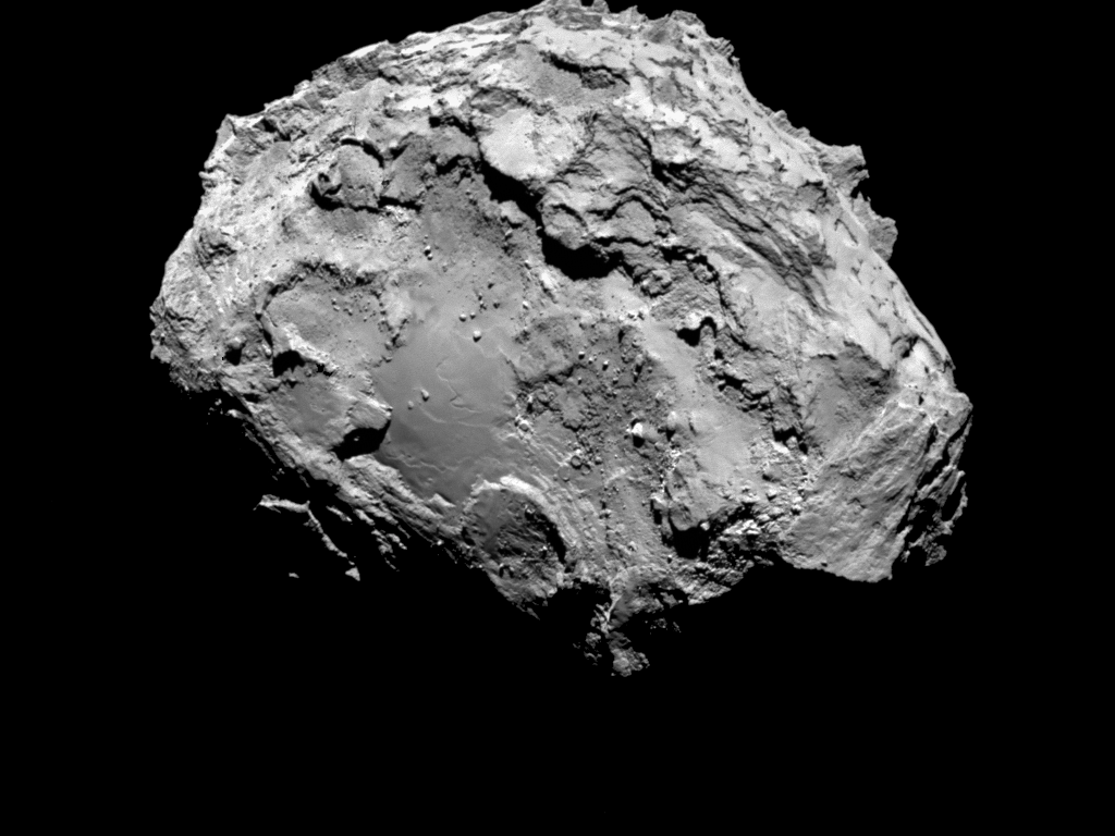 Rosetta Lands On Comet To Discover Possible Origins Of ...