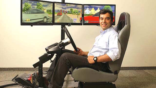 Prof. Amnon Shashua, co-founder, CTO and Chairman of Mobileye