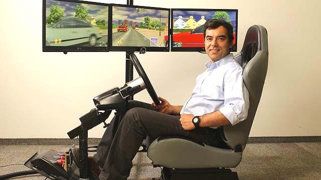 Prof. Amnon Shashua, co-founder, CTO and Chairman of Mobileye