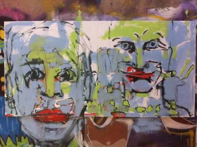 graffitifaces