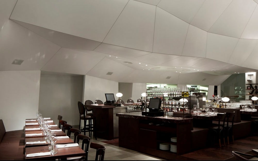Israeli Architects Win Award For Local Restaurant Design