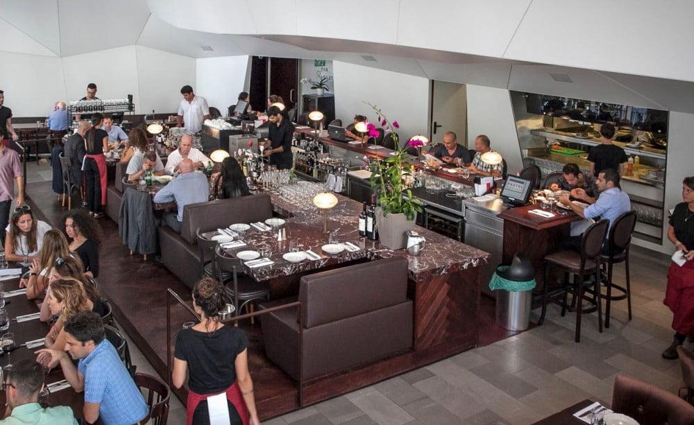 Israeli Architects Win Award For Local Restaurant Design ...