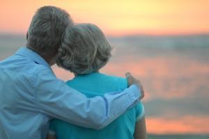 Elderly couple  via Stevepb/Pixabay