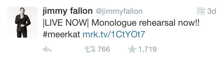 Fallon Tweet