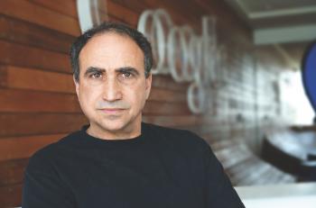 Yossi Matias, head of Google R&D Center in Tel Aviv. Courtesy
