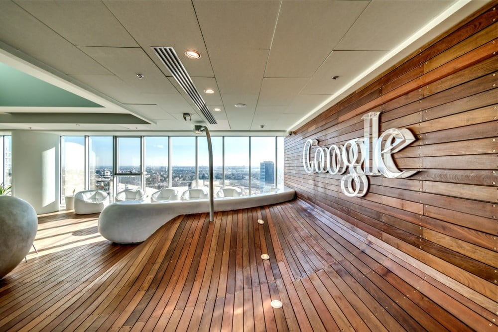 Google Israel in Tel Aviv