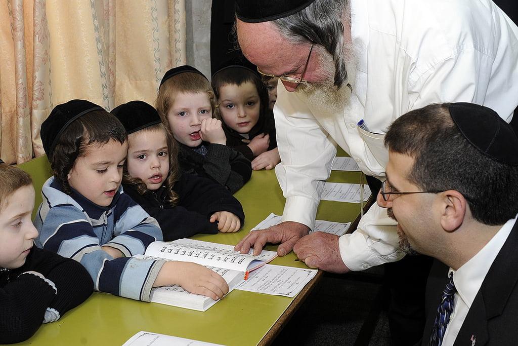 Haredi Jews