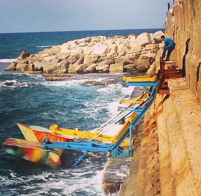 Jaffa Port Facility - Eco Wave Power