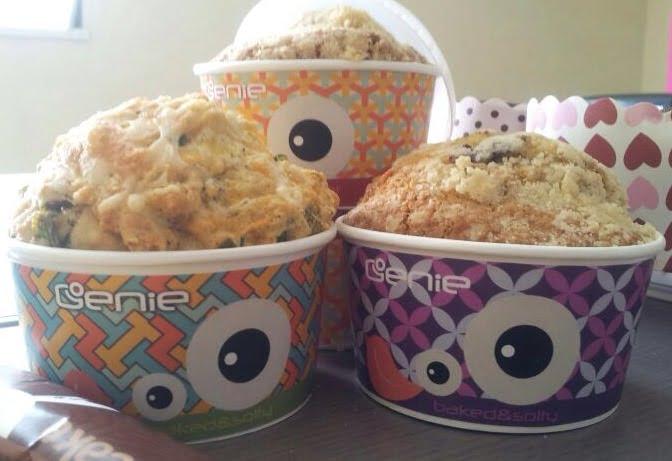 The Genie - muffins