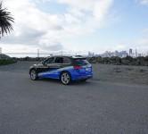 Delphi car - San Francisco