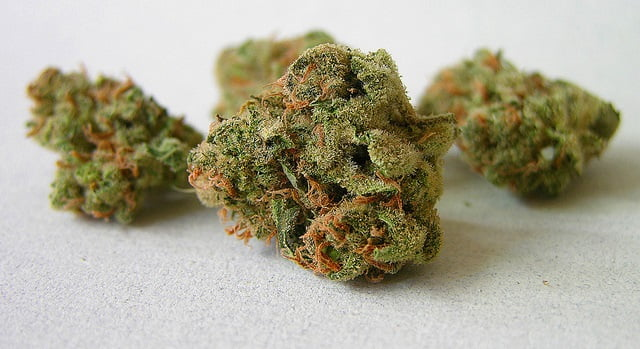 Marijuana Buds via BoQunabo, Flickr