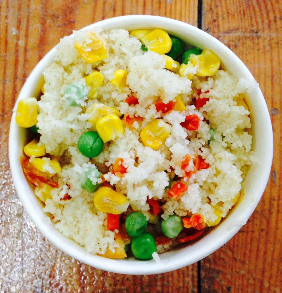the genie couscous