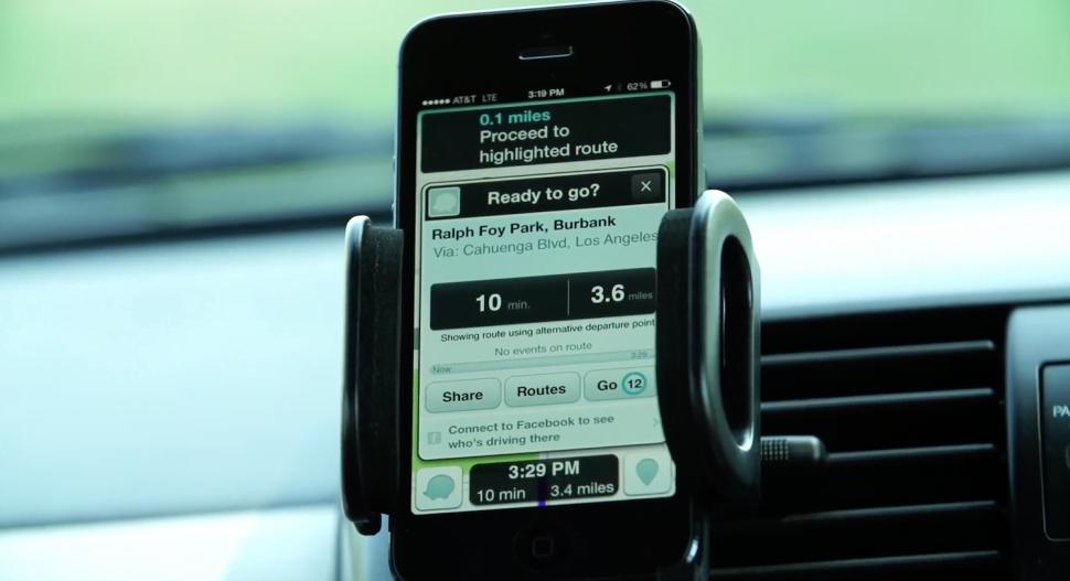Waze in Use, via Waze