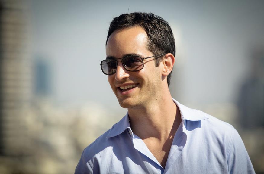 Barak Rabinowitz