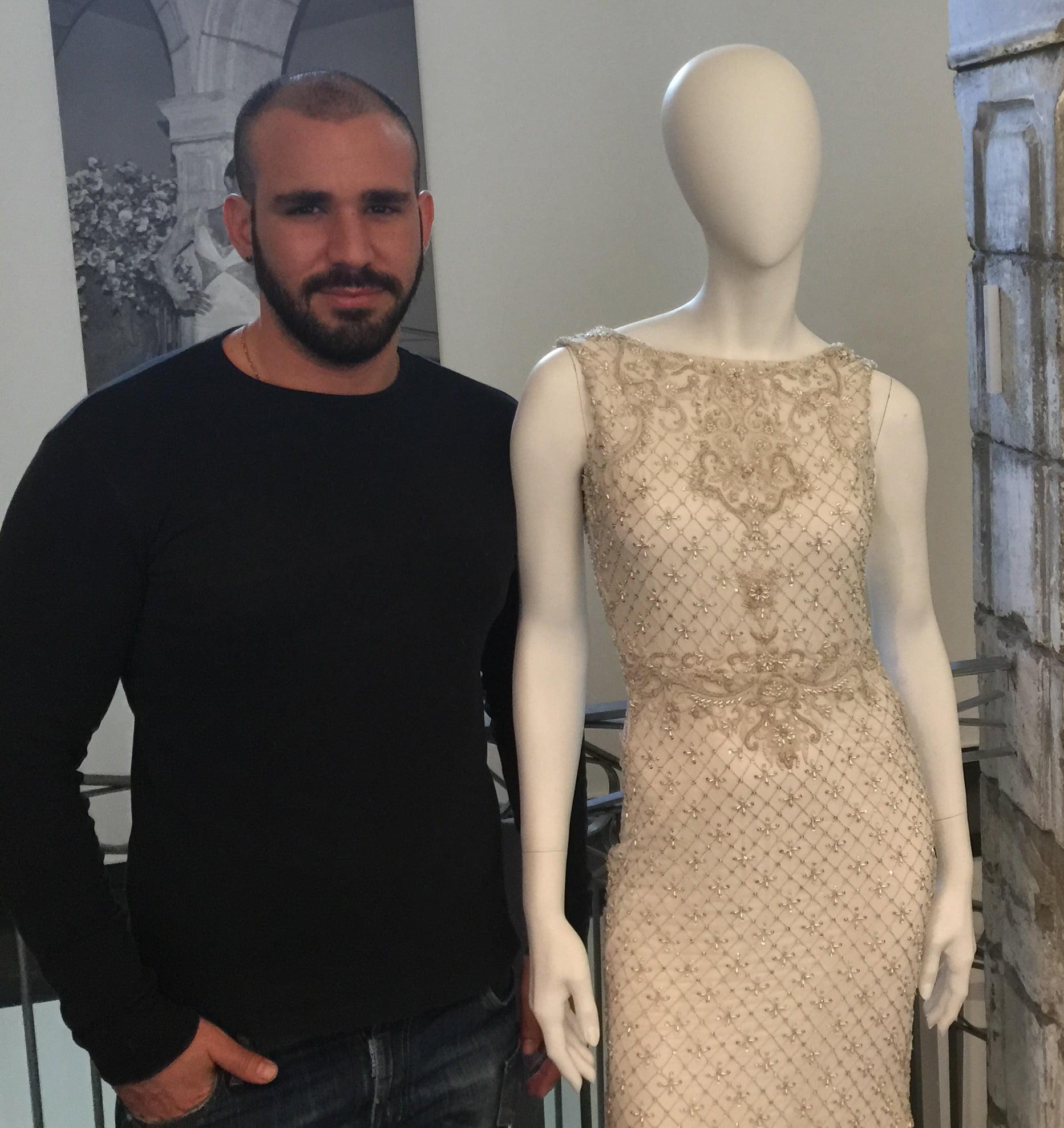 Israeli fashion designer Idan Cohen