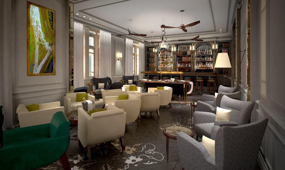Israeli norman is world 39 s best boutique hotel design news for Design hotel tel aviv