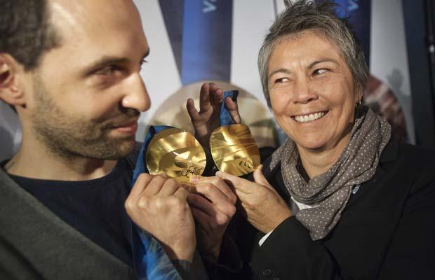 Top Omer Arbel On Arbel And Hunt With Their Winning Olympic Medal Design Omer Arbels Multifaceted Approach To Design News