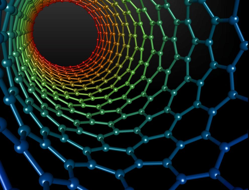 Carbon Nanotube via WikiCommon