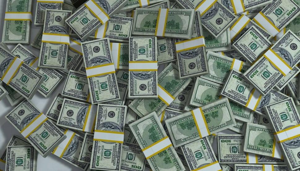 Money via Pixabay
