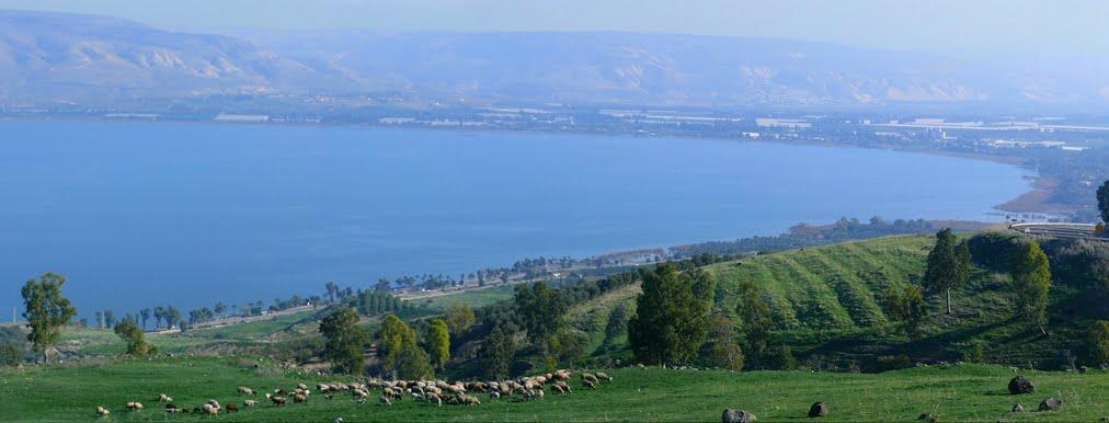 Sea of Galilee , Israel