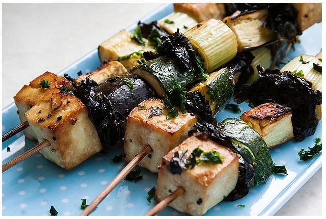 Seakura seaweed with tofu