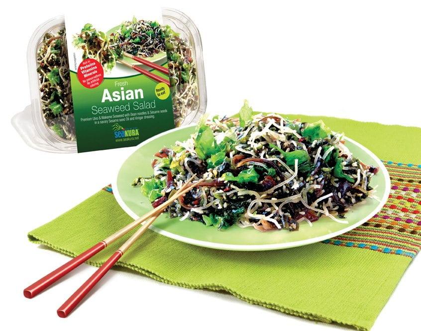 seakura seaweed salad