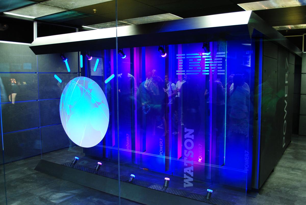 IBM Watson. Courtesy