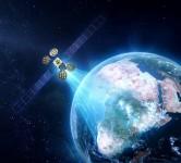 AMOS-6 satellite