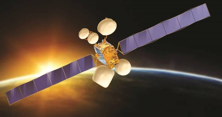 AMOS-6 satellite via USLuanchReport's Website