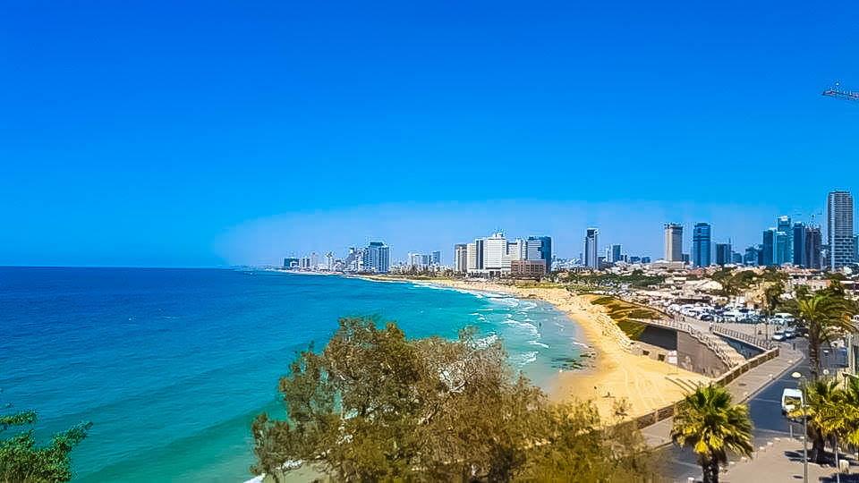 Tel Aviv. Courtesy of City of Tel Aviv