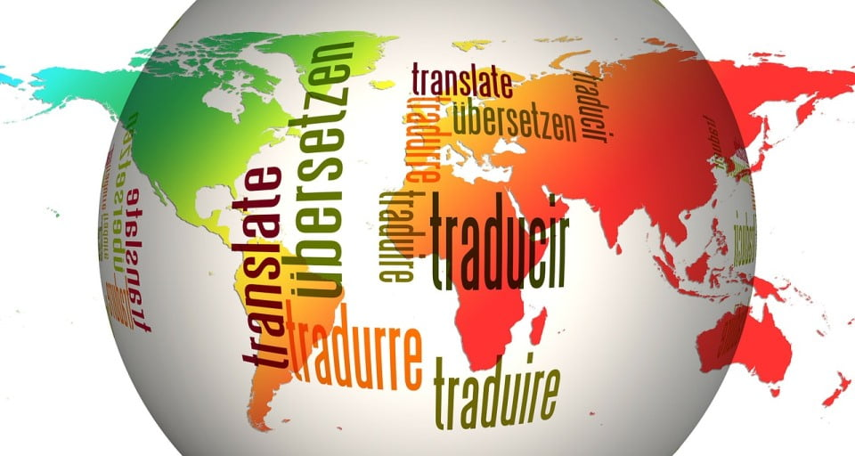 Languages. Courtesy