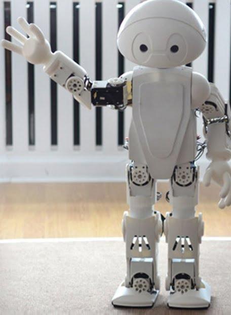 Intel Robot. Courtesy